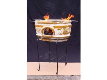Feuerschale Asador Azteca