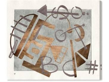 """Leinwandbild """"EBC von Artana, Grafikdruck"""