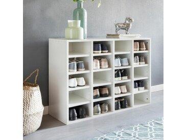 Schuhregal für 20 Paar Schuhe