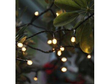 LED-Mini-Lichterkette 80-flammig Groveland