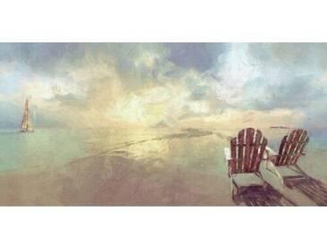 Leinwandbild Heavenly Dawn von Malcolm Sanders