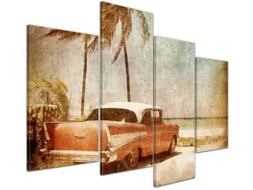 4-tlg. Leinwandbilder-Set Resort II, Fotodruck