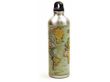 750 ml Trinkflasche Man of the World