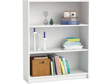 Bücherregal Blanco