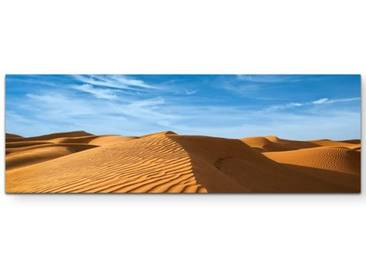 LeinwandbildSand Bank in Nordafrikanischen Wüste