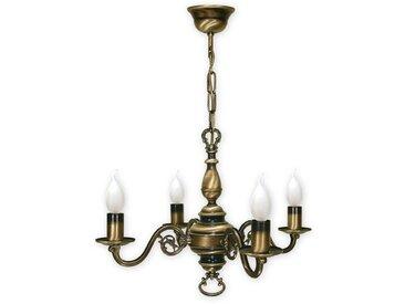 Harkness 4-Licht-Kerzenleuchter im Kerzen-Stil