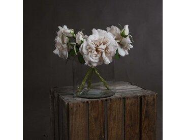 Kunstblume Kurzstielige Rosen (Set of 3)