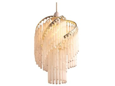 22 cm Lampenschirm aus Glas