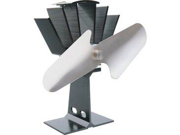 Ofenventilator mit 2 Flügeln