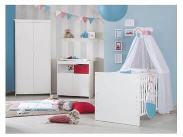 3-tlg. Babyzimmer-Set Emilia