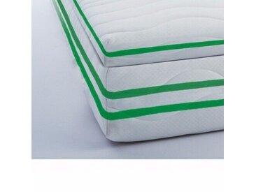 7-Zonen Taschenfederkernmatratze mit Kaltschaumtopper