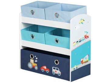 Spielzeug-Organizer Rennfahrer
