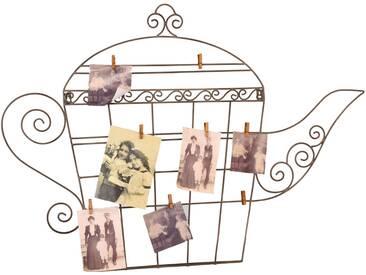 Wanddekoration Tea Pot