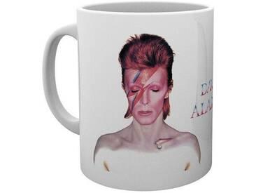 Kaffeebecher David Bowie Aladdin Sane