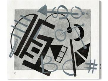 "Leinwandbild ""EBD von Artana, Grafikdruck"
