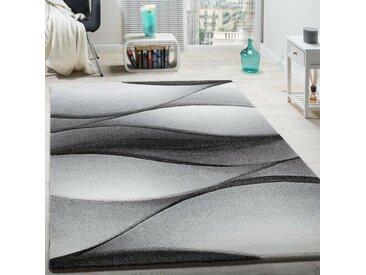 Teppich Adamo in Grau/Anthrazit