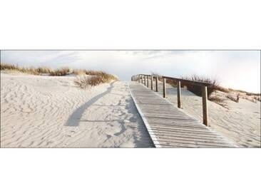 Glasbild Sky And Sand IV, Kunstdruck
