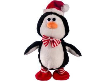 Dekorationsfigur Sprechender Pinguin