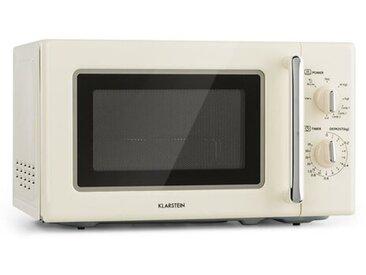 Freistehende Mikrowelle Caroline, 20 L, 700 W