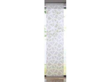 Schiebegardine Rhombic, transparent