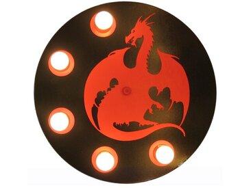 Deckenleuchte 5-flammig Clegg