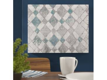 "Leinwandbild ""Geometric Concrete von Artana, Kunstdruck"