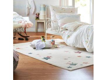 Teppich Jonne in Weiß