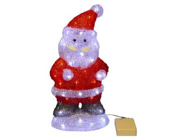 Dekorationsfigur Santa