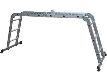 0,97 m Sprossenleiter Atrox aus Aluminium