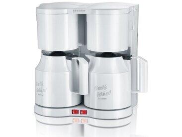 SEVERIN Duo-Kaffeeautomat mit Thermokannen