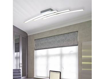 LED-Deckenleuchte 3-flammig Rom
