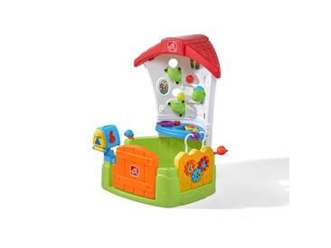 Spielhütte Toddler Corner