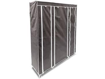 148 cm mobiler Kleiderschrank