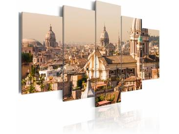 5-tlg. Leinwandbilder-Set Rom, die ewige Stadt
