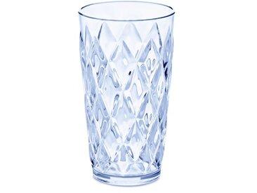 450 ml Trinkglas Crystal aus Kunststoff