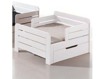 Umbaubett Allison mit Bettschublade und Matratze