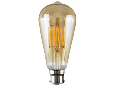 Glühlampe B22 4W Farbig