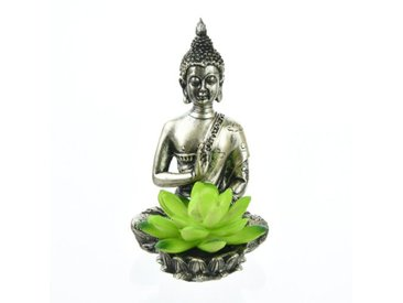 Teelichthalter Buddha