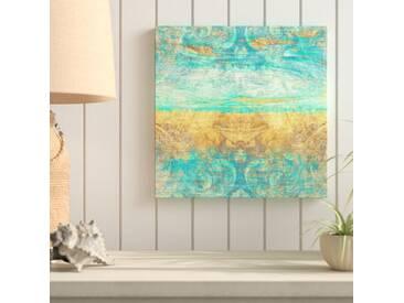 """Leinwandbild """"Dreaming of the Sea von Artana, Kunstdruck"""