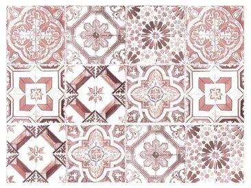 12-tlg. Selbstklebendes Mosaikfliesen-Set Vera aus PVC