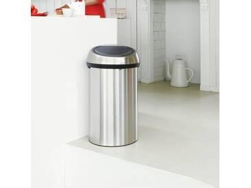 60 L Mülleimer aus Metall