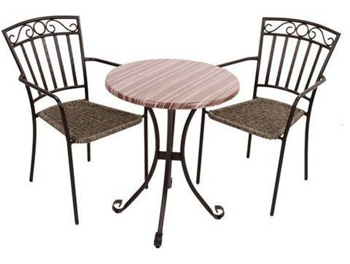 Gartenmöbel Sets - 2 Sitzer Balkonset Jefferson  - Onlineshop Moebel.de