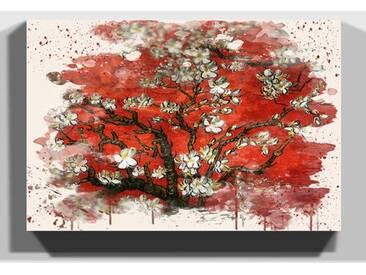 Leinwandbild Mandelblüte (1) von Vincent van Gogh