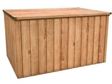 Gartenbox aus Holz Canale