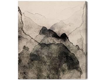 "Leinwandbild ""Tintas von Artana, Grafikdruck"
