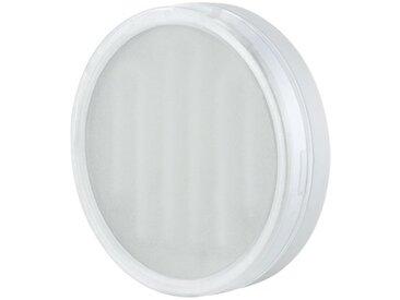 Energiesparlampe 7W in Scheibenform