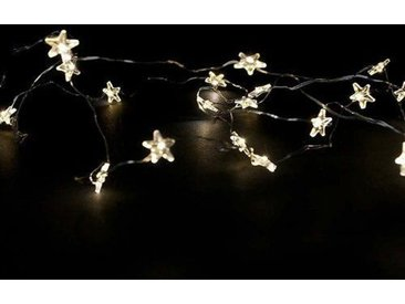 LED-Party-Lichterkette 50-flammig Star Lights