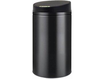 Automatischer Bewegungsmelder aus Edelstahl Müllbehälter
