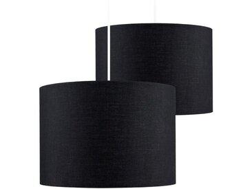 35 cm Lampenschirm aus Baumwolle