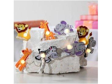 LED-Party-Lichterkette 8-flammig Sloane